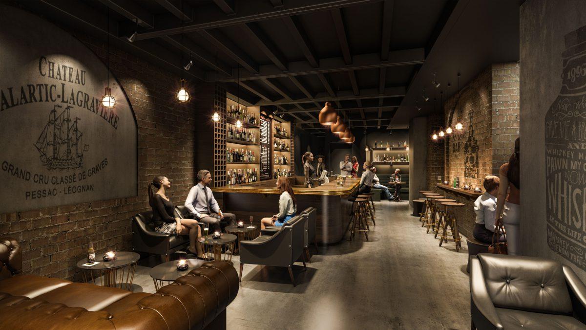 Surry Hills Wine Bar, Sydney