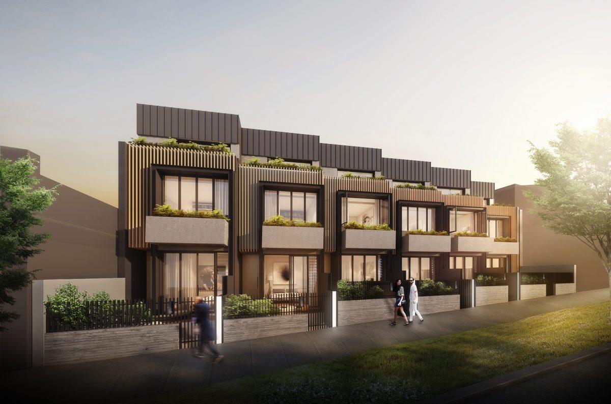 Beaconsfield Terraces
