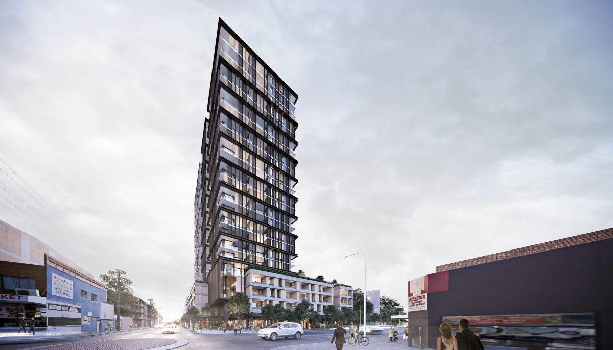 Parramatta Rd, Granville
