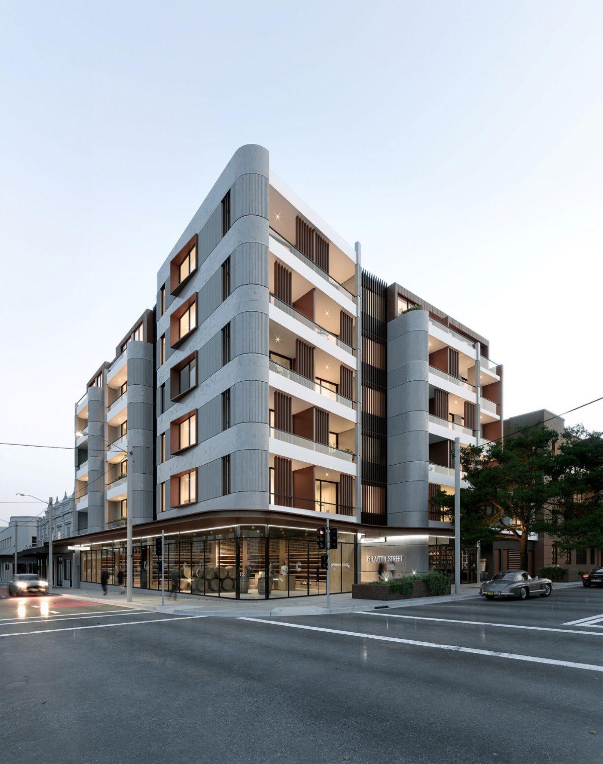 Parramatta Road, Camperdown
