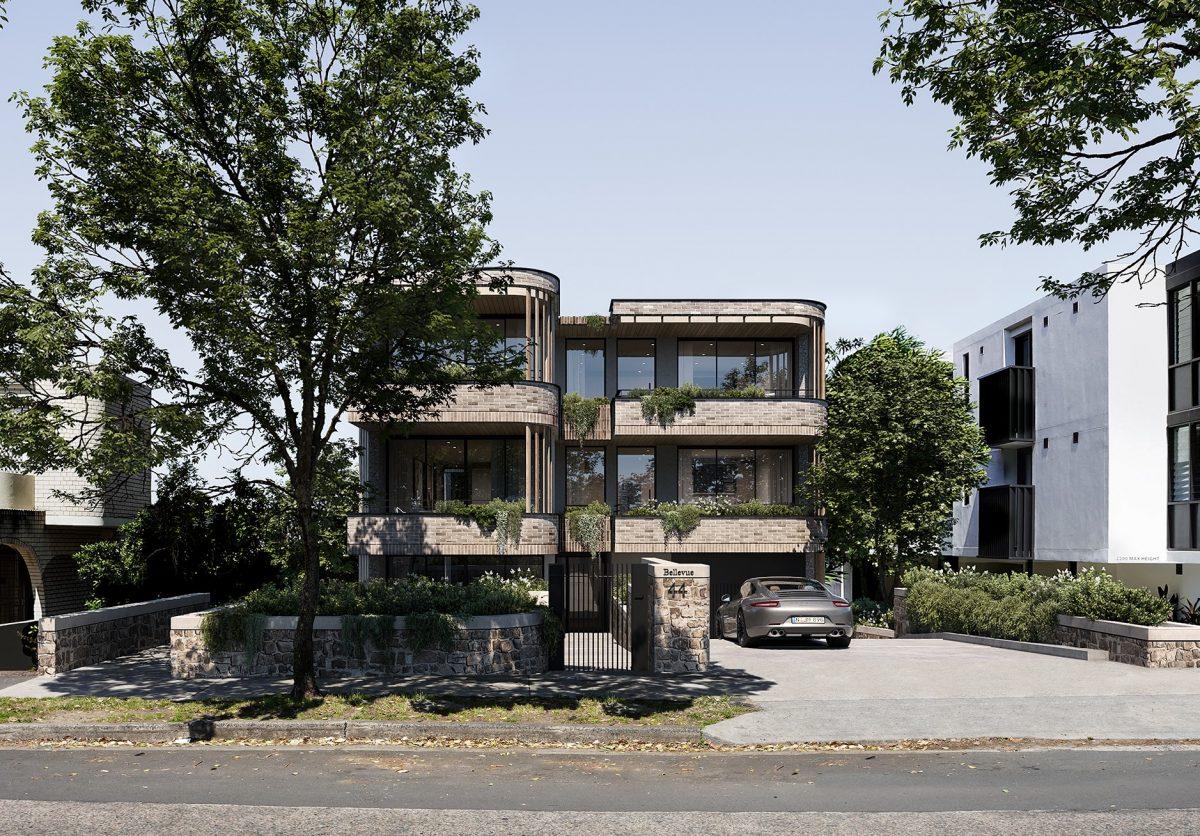 Bellevue Rd, Bellevue Hill